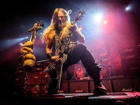 Zakk Wylde on recording Black Label Society's Catacombs Of The Black Vatican