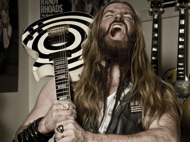 Wylde puts on his best prison face
