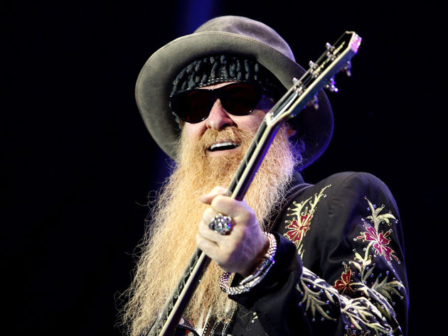 Billy Gibbons on the new ZZ Top tribute album
