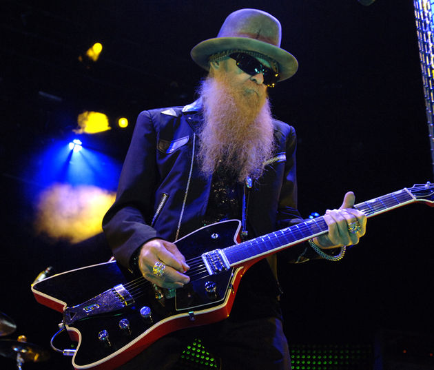 Standing On Higher Ground (featuring Billy F Gibbons)