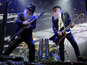 ZZ Top tribute album due in October