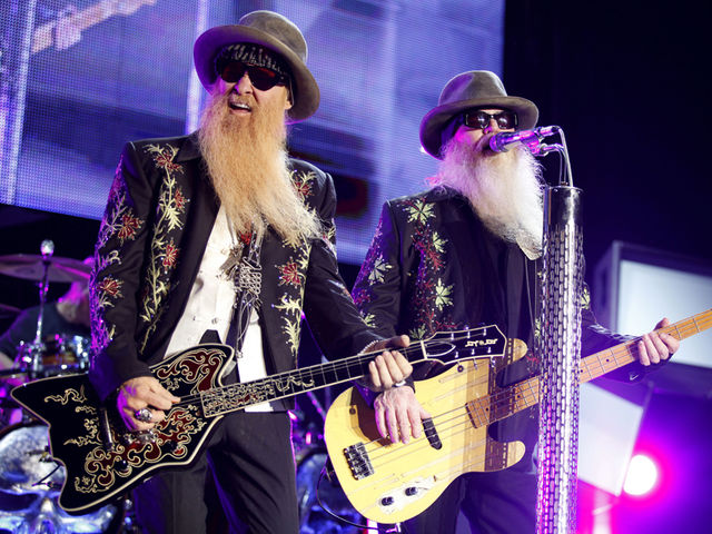 Billy Gibbons, Dusty Hill and an unseen Frank Beard roll out Texicali, in advance of their upcoming album