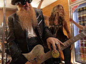 VIDEO: ZZ Top premiere new song, I've Got To Get Paid, in beer commercial