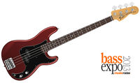 Win a Fender Nate Mendel P Bass worth £886/$1,199!