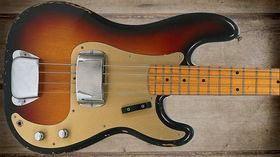 Cool and classic basses: Fender Precision 1957