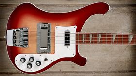 Cool and classic basses: Rickenbacker 4003
