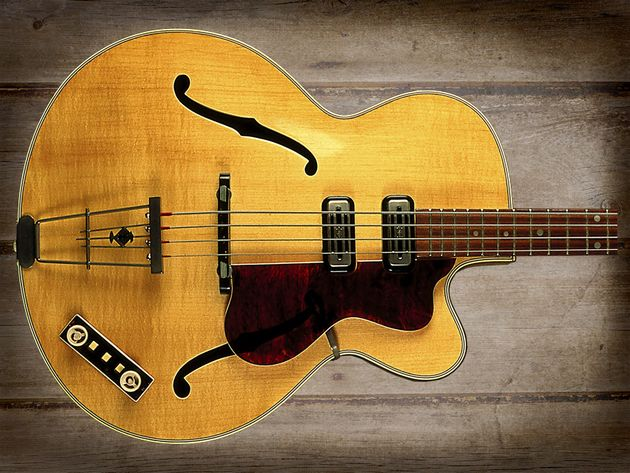 Cool and classic basses | Hofner President Bass 500/5 ...