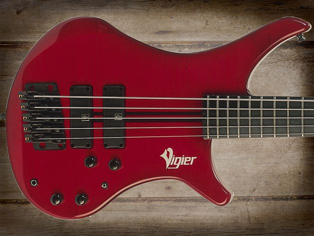 Vigier Passion Custom III 5-string