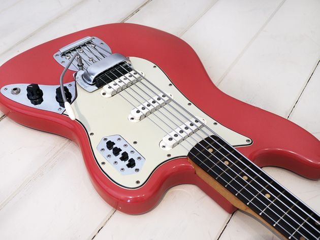 It's easy to see why this model has been popular with guitarists over the years