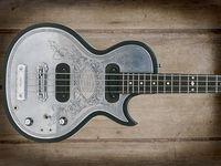 Révise tes classiques : la Zemaitis M/F Custom Bass