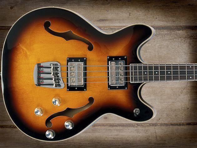 DeArmond Starfire Bass