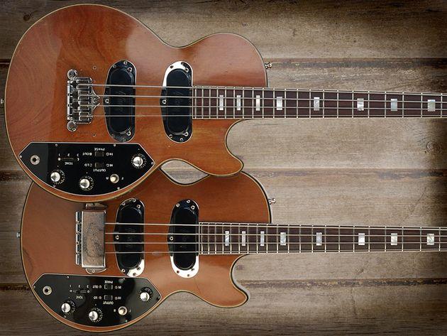 Gibson Les Paul Triumph