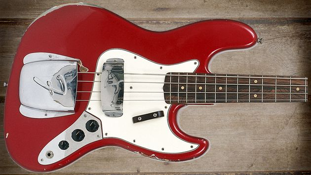 Fender Jazz Bass Pre-CBS Custom Colour