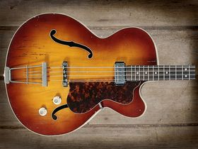 Cool and classic basses: Hofner Senator