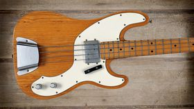 Cool and classic basses: Fender Telecaster Bass Series 2