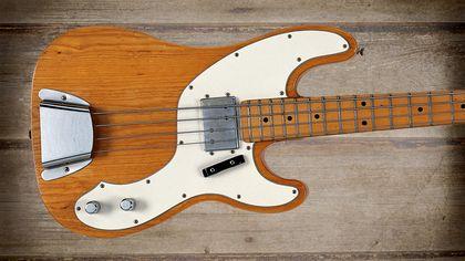 Révise tes classiques : la Fender Telecaster Bass Series 2
