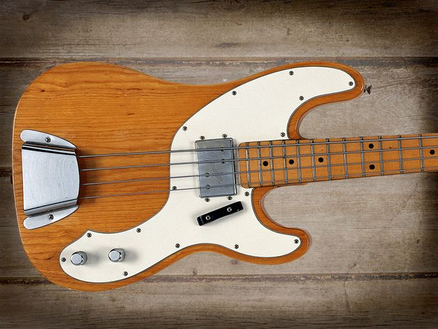 Fender Telecaster Bass Series 2