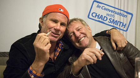 In conversation: Chad Smith with Alex Lifeson - part two