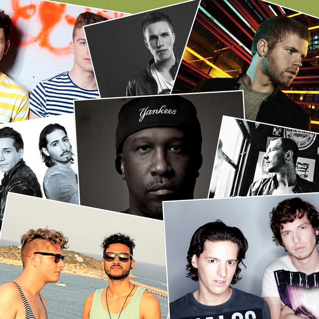 25 DJs name their best of all time