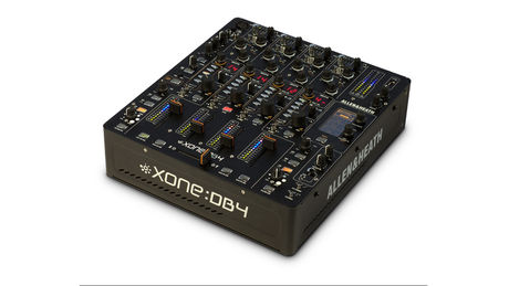 Allen & Heath break new ground with the Xone:DB4
