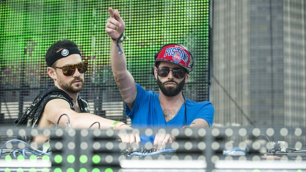 Soul Clap play the Beatport Stage at Movement Detroit 2013