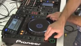 Point Blank CDJ scratching tricks
