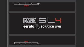 Connecting the Rane SL4