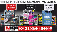 Exclusive DJ Expo subscription offer!
