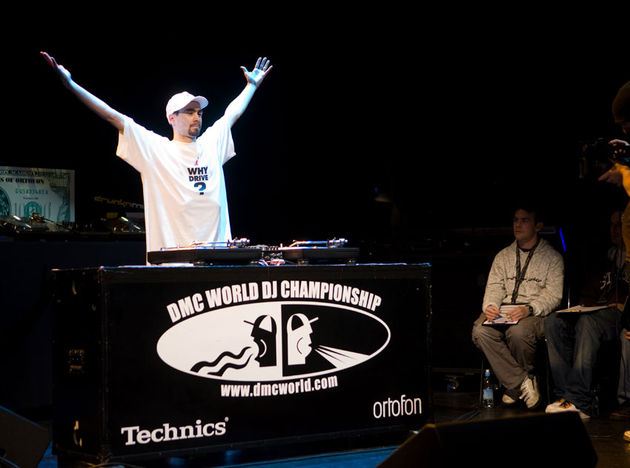 The DMC World DJ Championships