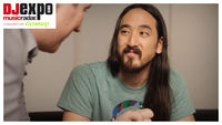 Steve Aoki video interview