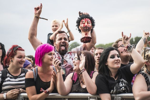 Download Festival 2014 highlights in pictures