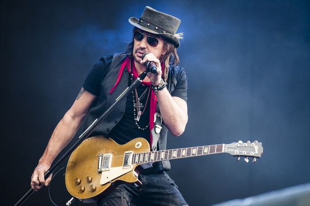 Richie Sambora on his Les Paul tribute shows