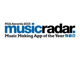 MIA Awards 2013: MusicRadar Music Making App of the Year Award