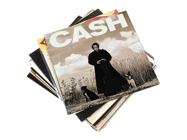 Johnny Cash - American Recordings (1994)