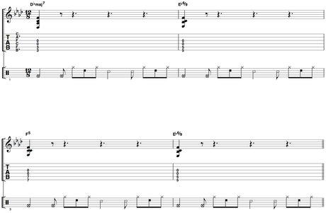 Adding chords