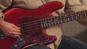 Fender Custom Shop Team Built Jazz bass