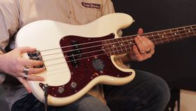 Fender 2013 American Standard and Pawn Shop bass round up