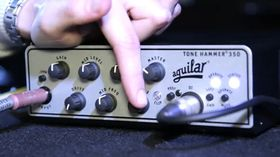 How to set up a bass amp