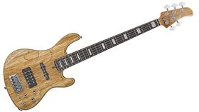 Cort GB5-Custom bass guitar