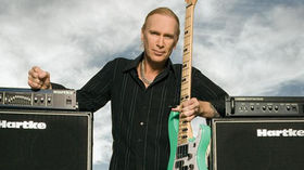 Billy Sheehan on why he loves Hartke amps
