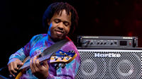 Victor Wooten's Hartke bass clinic in New York