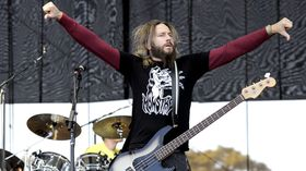 Mastodon's Troy Sanders talks signature Fender