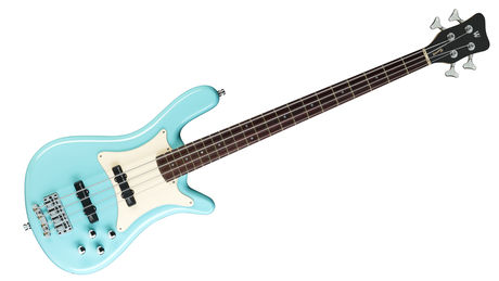 Warwick Streamer CV in Daphne Blue...