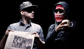 Chad Hugo and Daniel Biltmore: MSSL CMMND