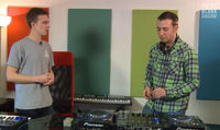 Point Blank: creative DJ techniques with Ben Bristow