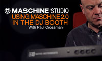 Point Blank: Native Instruments' Maschine - from studio to club