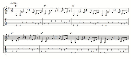 Example 3 tab