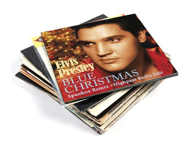 Elvis Presley - Blue Christmas (Spankox Remix Highpass Radio Edit)