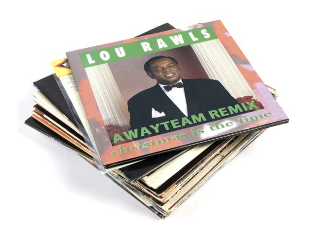 Lou Rawls - Have Yourself A Merry Little Christmas (Awayteam Remix)