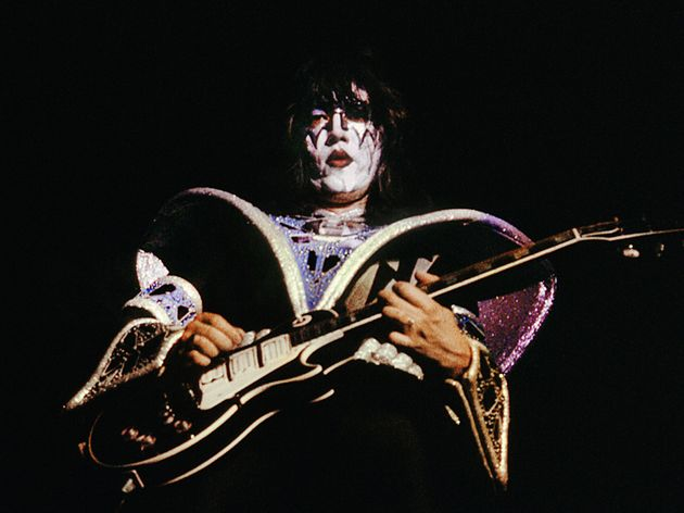Ace Frehley – No Regrets